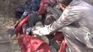 preview picture of video 'جريمة ارتكبها الطيران الأمريكي بحق أسرة من النازحين'