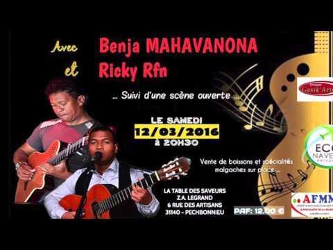Meddley Benja MAHAVANONA & Ricky Rfn