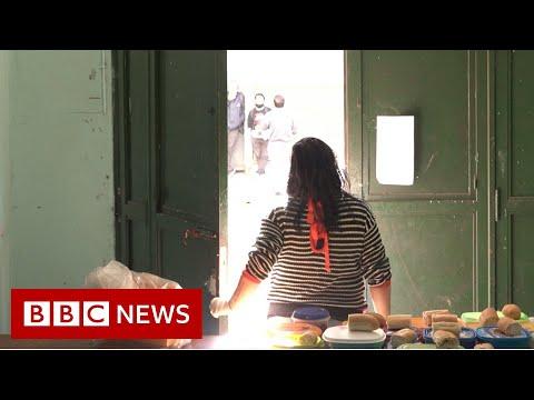 Coronavirus: How lockdown affected Argentina's livelihoods - BBC News
