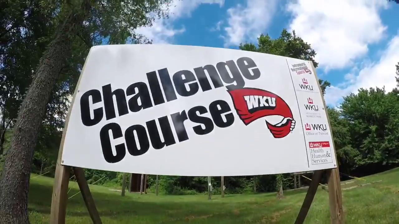 WKU Challenge Course Quick Tour Video Preview