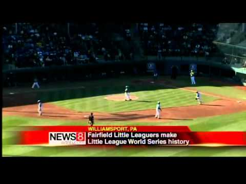 , title : 'Fairfield to face off against CA in LLWS'