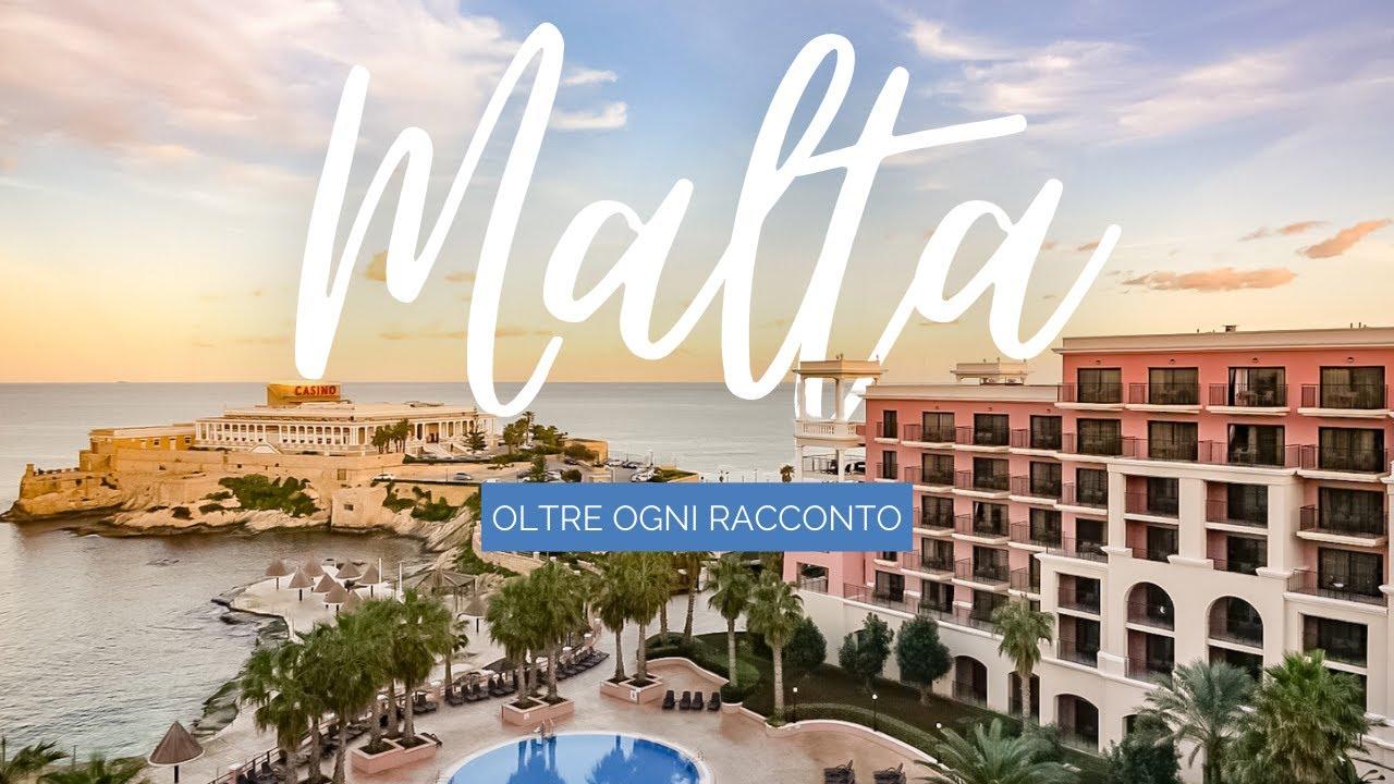Alla scoperta di MALTA: La Valletta, Golden Bay, Tre Città – Oltre Ogni Racconto