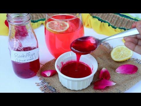 Roohafza Recipe