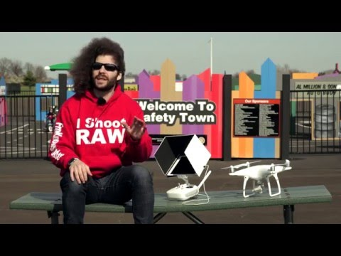 "DJI Phantom 4 Drone ""Real World Review"""