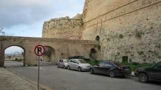 preview picture of video 'Kyrenia Castle, Northern Cyprus'