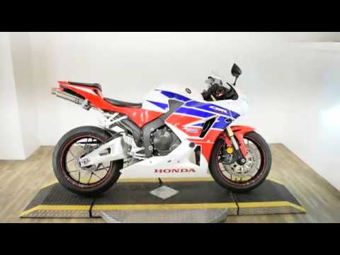2013 Honda CBR®600RR in Wauconda, Illinois - Video 1