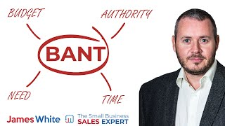 Learn to Qualify Your Leads Using BANT | James White Sales