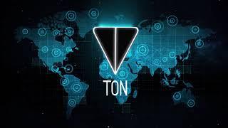 Презентация блокчейн Telegram с криптовалютой TON 2018