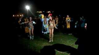 preview picture of video 'grandes festejos de carnaval 2011- SAN ANTONIO DE ARECO-'