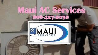 Maui AC Services | 808-427-0030