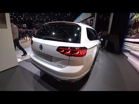 New VW Passat AllTrack 2019 Review Interior Exterior