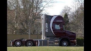 Scania T560 \8/ Sound