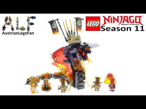 Vidéo LEGO Ninjago 70674 : Croc' feu