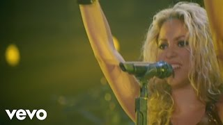 Shakira - Whenever, Wherever (from Live & Off the Record
