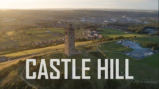 Castle Hill, Huddersfield | DJI Phantom 4 Pro