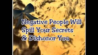 Life Quotes About Bad People / Fake Friends
