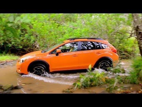 2013 Subaru XV Crosstrek First Test Drive with Charlie Romero by RoadflyTV