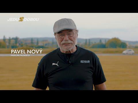 Pozvánka s Pavlem Novým