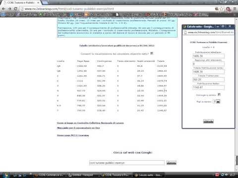 Come utilizzare il calcolatore dello stipendio netto