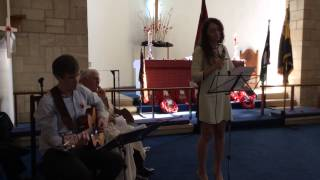 No Man's Land Official Poppy Single (Joss Stone) performed by Kristyna Myles
