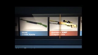 First PGL Krakow 2017 Factory New Souvenir Awp Dragon Lore Unboxing!