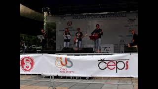 """Video SOUSEDI - píseň """"ČERVENÁ"""" - Ostrava 2.6.2018"""