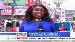Fred Matiang'i amewaonya vingozi wanaopanga kuvuruga shughuli za sensa