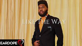 Khalid - Like The Way ft. Chris Brown *NEW SONG 2019*