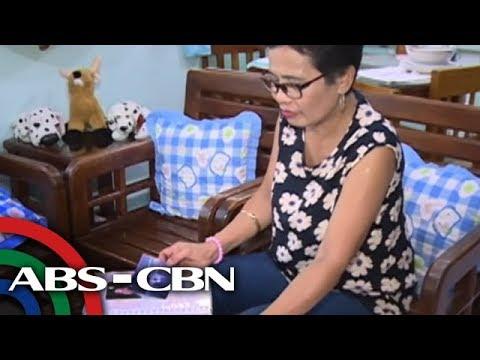 [ABS-CBN]  Asawa ng namatay na pulis nahirapan sa pagkuha ng pensiyon sa PNP