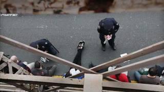 Occupy The World 2011- Dan Auerbach Street Walkin'.wmv
