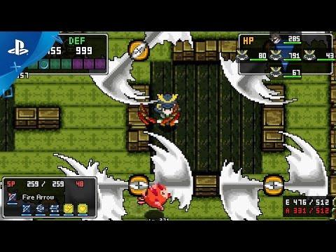 Cladun Returns: This is Sengoku! - Announcement Trailer | PS4, PS Vita thumbnail
