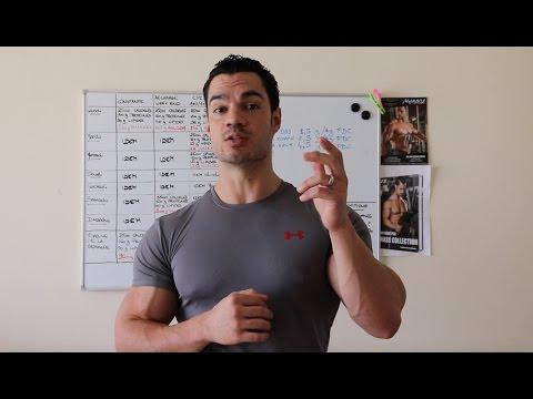 Le bodybuilding de plage à lipetske