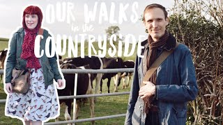 OUR DAILY WALKS IN THE ENGLISH COUNTRYSIDE DURING LOCKDOWN: The Beauty & Sounds Of Nature