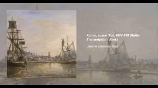 Komm, süsser Tod, BWV 478