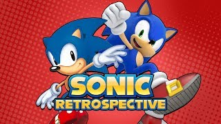 Sonic The Hedgehog Complete Series Retrospective Billiam