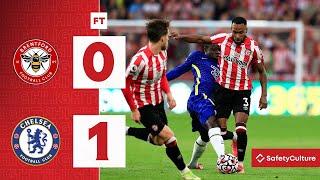 Brentford 0-1 Chelsea Pekan 8