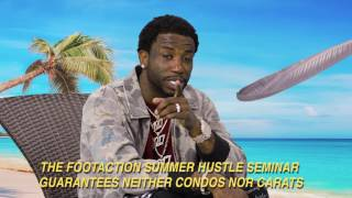 Footaction Presents: Summer Hustle ft. Gucci Mane, Cousin Stizz & Madeintyo