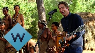 Charlie Simpson &  San Bushmen: Walking With The San | Singing In The Rainforest | W