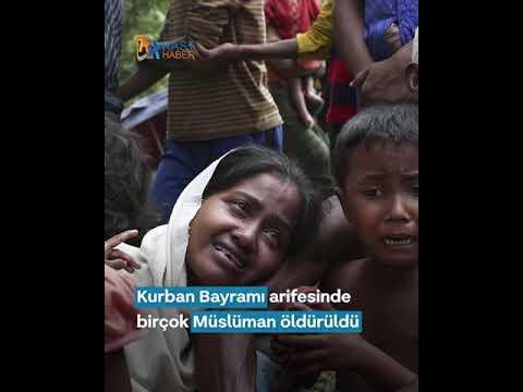Ümmetin Yetim Çocukları Arakan Müslümanları