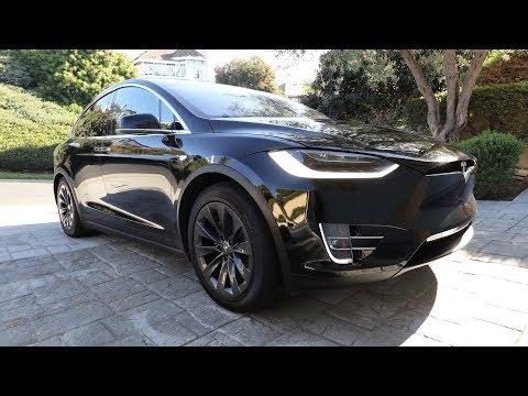 Why I Bought A Black Tesla Model X