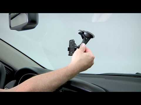 Play Video: ProClip Suction Cup Mount Kit with Locking Move Clip