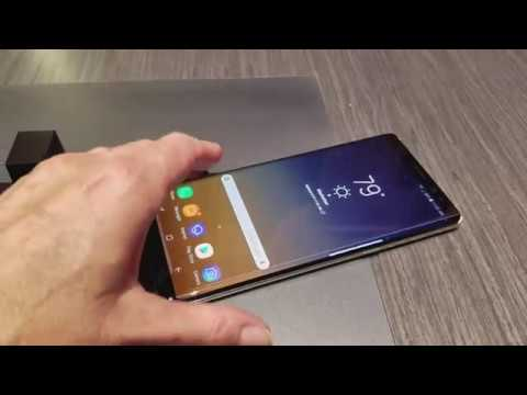 Samsung Galaxy Note 8 64GB Video #2