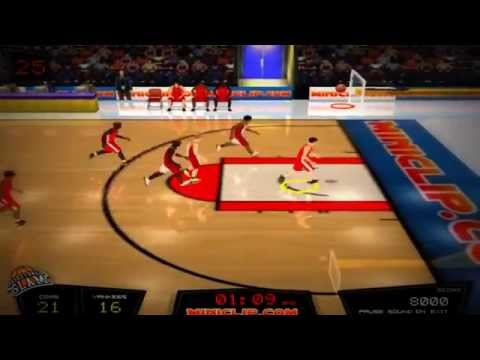 Basketball 10 (PS3) Online game goes to OT - full highlights