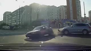 Придурки на дорогах, Россия Видео приколы на дороге АВТО ВИДЕО