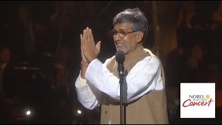 Kailash Satyarthi 2014 Nobel Peace Prize Concert Speech