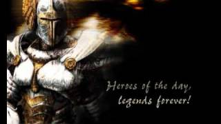 Dream Evil - The Chosen Ones (Lyrics)