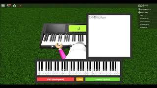 roblox piano sheets megalovania easy - TH-Clip