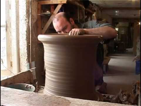 Whichford Pottery: How we make our pots