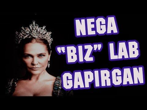 """Nega Sofiya Sulton """"MEN"""" lab emas """"BIZ"""" lab Gapirgan? (Muhtasham yuz yil. Ko'sem)"""