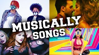 Top 50 Musically Songs Chart